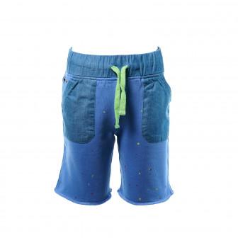 Памучни къси панталони за момче COSY REBELS 19405