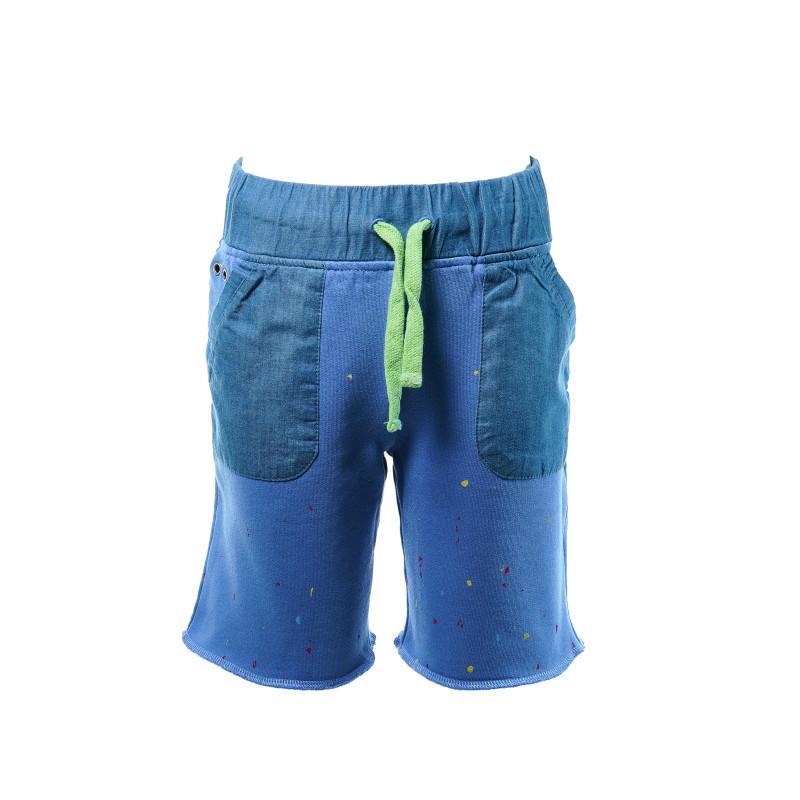 Памучен къс панталон за момче  19405