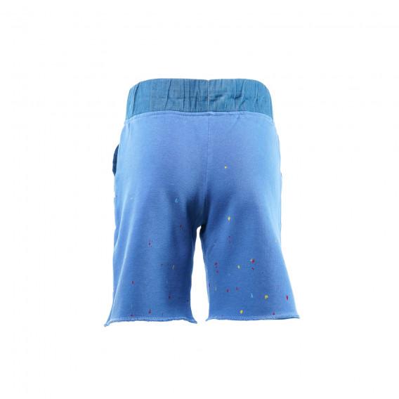 Памучен къс панталон за момче COSY REBELS 19406 2