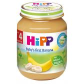 Био пюре от банани, 3-5 месеца, бурканче 125 гр. Hipp 19594