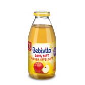 Сок от меки ябълки, 3-5 месеца, стъклена бутилка 200 мл. Bebivita 19663