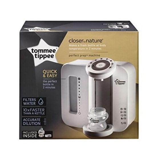 Електрически уред за приготвяне на адаптирано мляко Tommee Tippee 20004