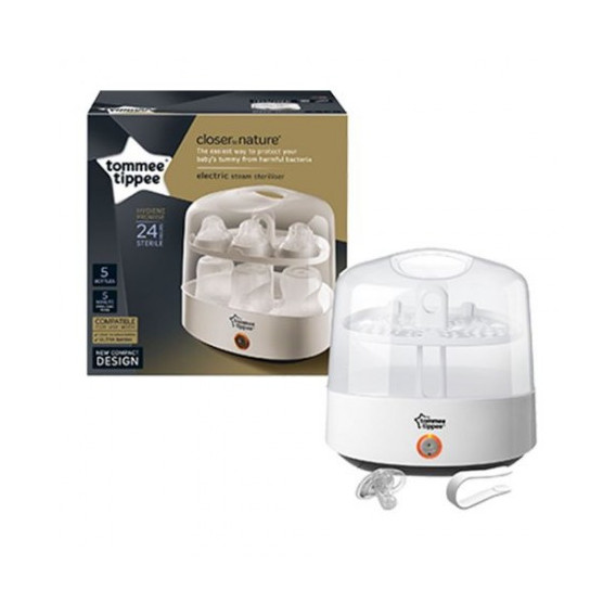 Стерилизатор Closer Nature Tommee Tippee 20008