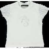 Блуза с къс ръкав за момиче Picolla Speranza 20432