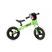 """Детско колело за баланс зелено 12"""" Dino Bikes 20690"""