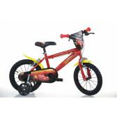 """Детско колело с помощни колела """"колите"""" 14"""" Dino Bikes 20715"""