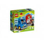 Лего дупло-полицейски патрул 10809 Lego 20744