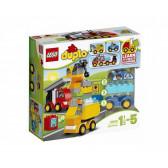 Лего дупло-моите първи коли и камиони 10816 Lego 20745