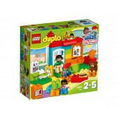 Лего дупло - детска градина 10833 Lego 20746