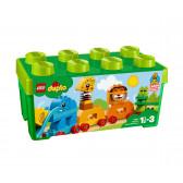 Лего дупло - моята първа кутия с тухлички и животни 10863 Lego 20747
