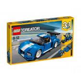 Лего криейтър - турбо състезателен автомобил 31070 Lego 20749