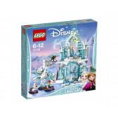 Конструктор дисни принцеси - магическият леден дворец на елза Frozen 20750
