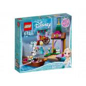 Конструктор дисни принцеси- приключение на пазара с елза Lego 20751