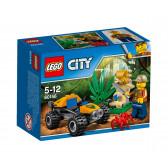 Лего сити - бъги за джунглата 60156 Lego 20756