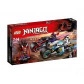 Лего нинджаго - състезание на улицата 70639 Lego 20759