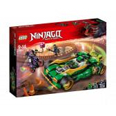 Лего нинджаго - нинджа в нощта 70641 Lego 20760