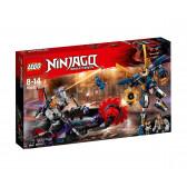 Лего нинджаго - killow срещу samurai x 70642 Lego 20761