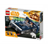 Конструктор star wars - han solo's landspeeder™ Lego 20764