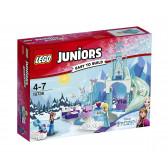 Конструктор - замръзналата площадка на анна и елза Lego 20766