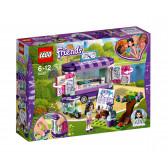 Лего френдс - щандът за изкуство на emma 41332 Lego 20777