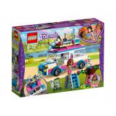 Лего френдс - специалният бус на olivia 41333 Lego 20778