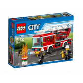 Лего сити-пожарникарски камион със стълба 60107 Lego 20791