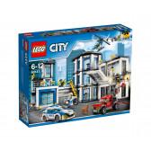 Лего сити - полицейски участък 60141 Lego 20792