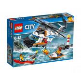 Лего сити - тежкотоварен спасителен хеликоптер 60166 Lego 20793