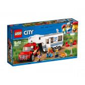 Лего сити - пикап и каравана 60182 Lego 20797