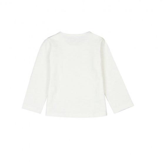 Блуза с дълъг ръкав за момиче Boboli 208 2