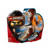 Лего нинджаго - cole – господар на драконите 70645 Lego 20802