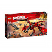 Лего нинджаго - дракон firstbourne 70653 Lego 20806