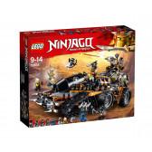 Лего нинджаго - dieselnaut 70654 Lego 20807