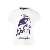 Памучна тениска за момче Lamborghini 20855