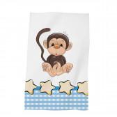 """Хавлиена кърпа """"маймунка"""" Пи Ен Джи 20894"""