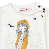 Блуза с дълъг ръкав за момиче Boboli 209 3