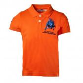 Памучна тениска за момче Lamborghini 20929