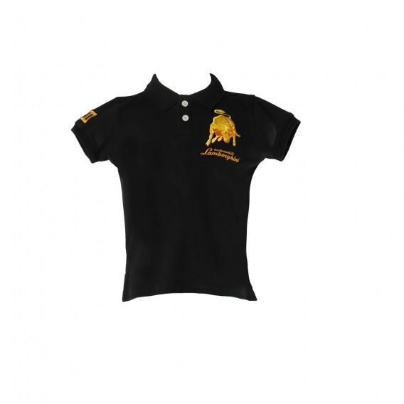 Памучна тениска за момче Lamborghini 21189