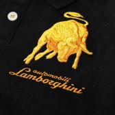 Памучна тениска за момче Lamborghini 21191 3