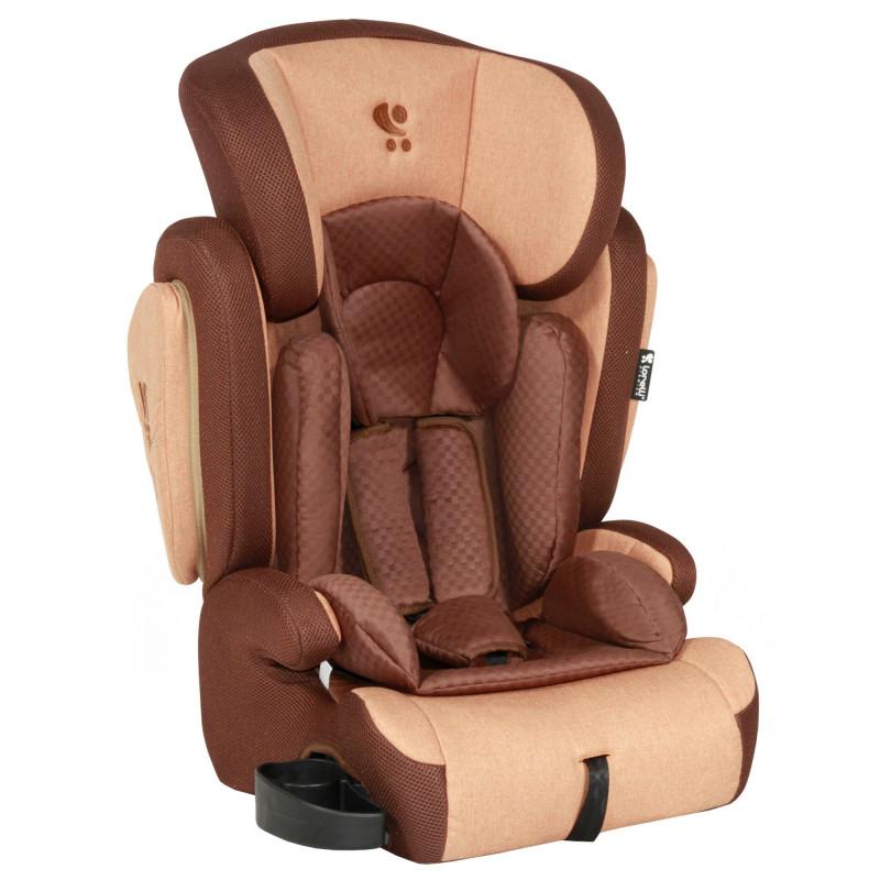 Стол за кола Omega Beige 9-36 кг., бежов  21403
