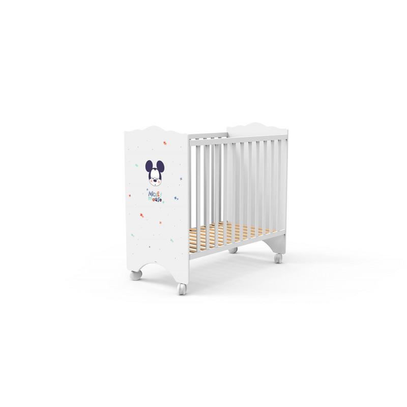 Бебешко креватче, Mickey Mouse, 102х120х65.5 см.  21448