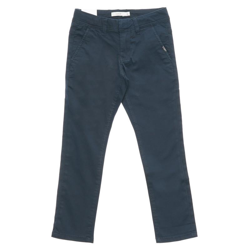 Панталон памучен за момиче  216425