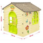 Малка градинска къща Mochtoys 2264