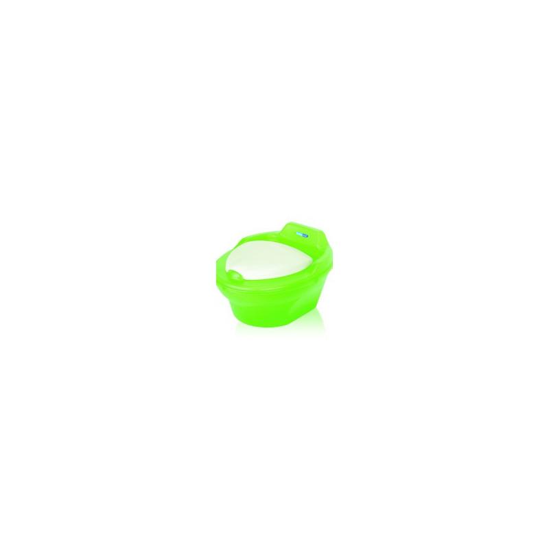 Бебешко гърне, с подвижен контейнер, зелено  22988