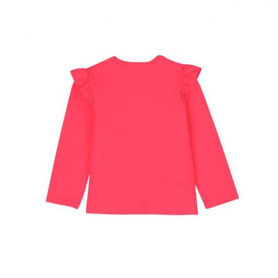 Блуза с дълъг ръкав за момиче Boboli 232 2