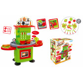 Детски кухненски сет- 78 см със звук и светлина Mochtoys 2325