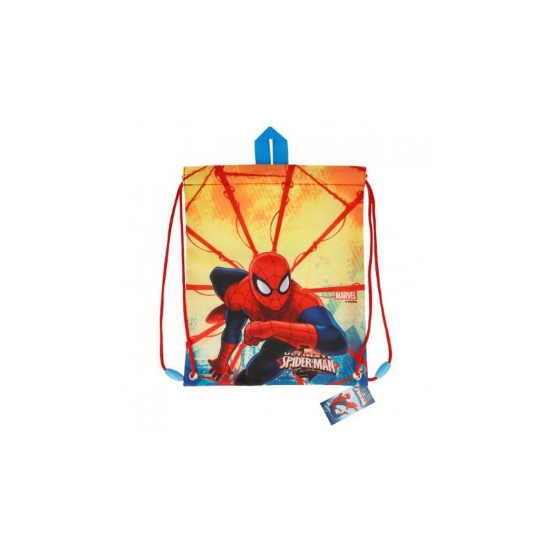 Торбичка за обяд с картинка spiderman  23313