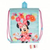 Торбичка за обяд с картинка minnie mouse bloom Stor 23333