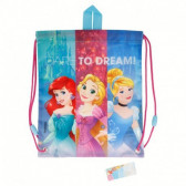 Торбичка за обяд с картинка princess friendship adventures Stor 23334