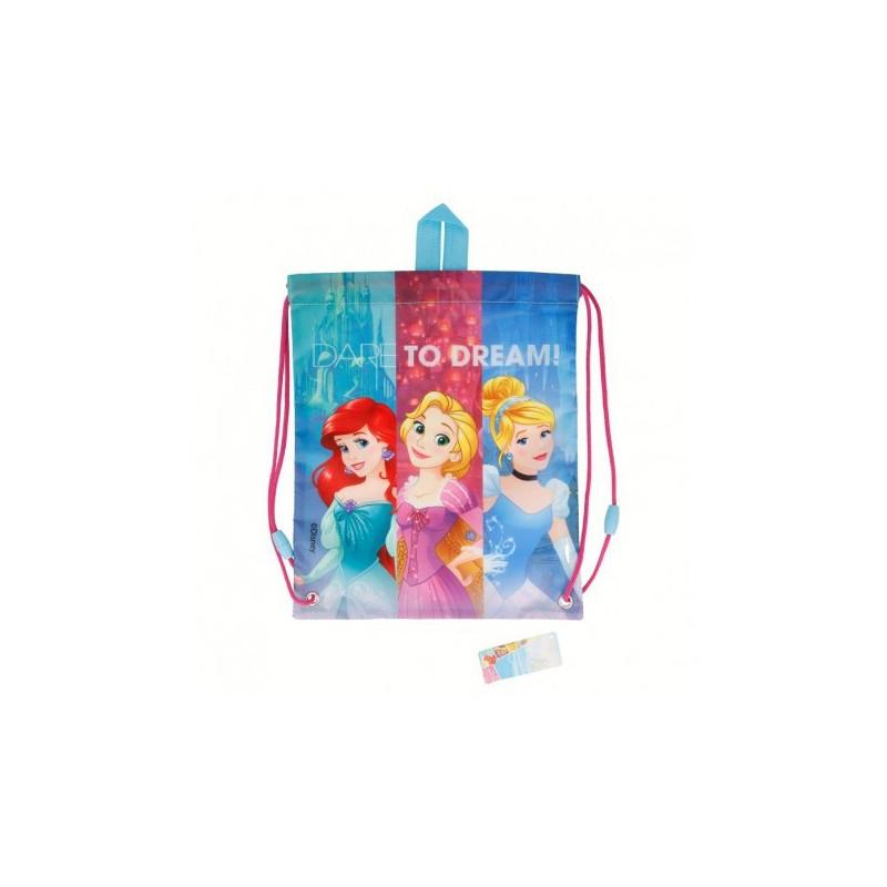 Торбичка за обяд с картинка Принцеси  23334